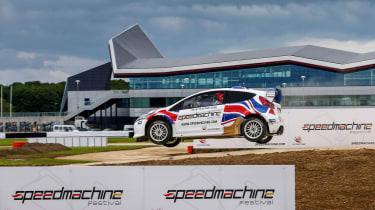 Speedmachine festival preview - Ford Fiesta WRX