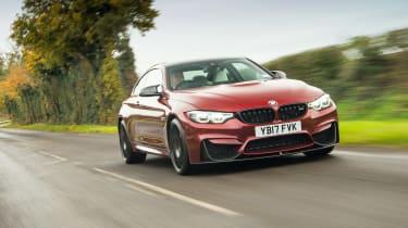 eCoty BMW M4 Comp pack - tracking