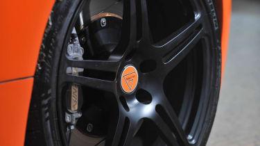 Ginetta G60 alloy wheel