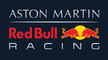 Aston Martin RB - logo