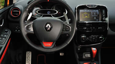 Renault Clio 200 turbo EDC gearbox