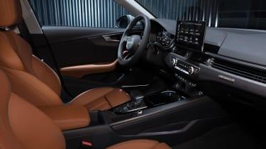 Audi A4 Allroad - dash