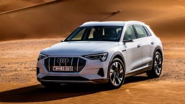 Audi e-tron 2019 offroad static