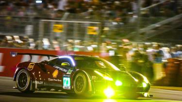 Le Mans 2017 - Ferrari GTE