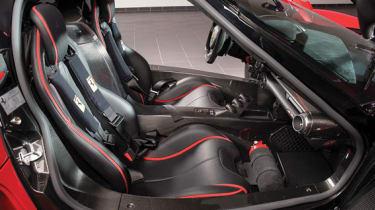 Ferrari LaFerrari - Interior