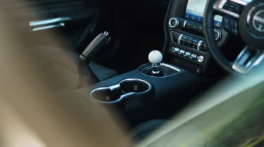Ford Mustang Steve McQueen Bullitt Edition – cabin