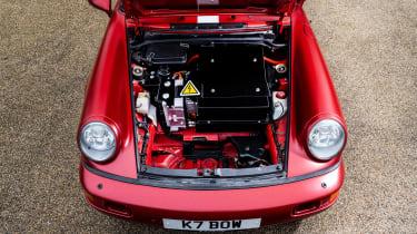 Everrati Porsche 964 – nose