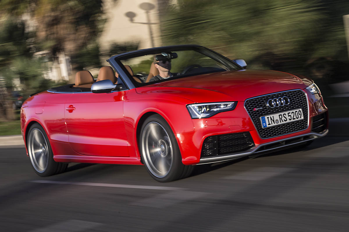 Audi Rs5 Cabriolet Review Price And Specs Evo