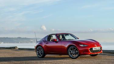 Mazda MX-5 RF - Front