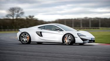 McLaren 570 GT Sportpack – side