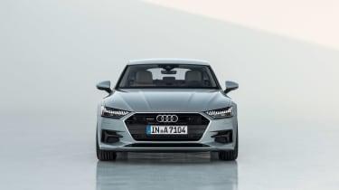 2018 Audi A7 Sportback press - front