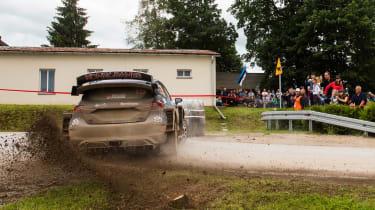 WRC round 9 - Rally Poland Tanak