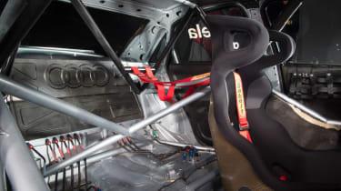 Audi A4 Super Tourer - interior
