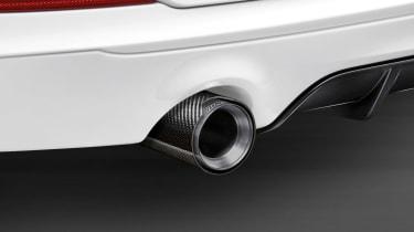 BMW M240i M Performance - exhaust