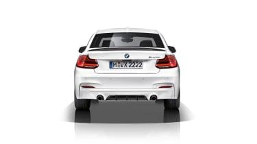 BMW M240i M Performance - rear 2