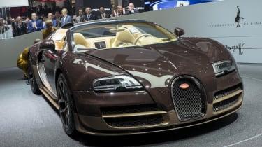 Bugatti Veyron Vitesse Rembrandt