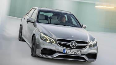 2013 Mercedes-Benz E63 S 4MATIC AMG
