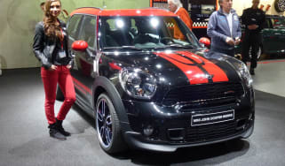 Geneva 2012: Mini Countryman John Cooper Works