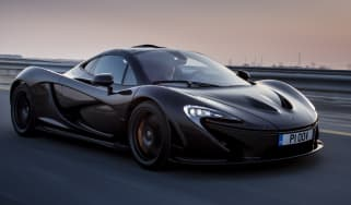 McLaren P1: technical analysis