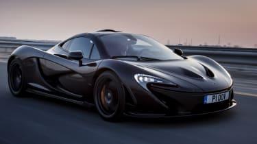 McLaren P1: technical analysis