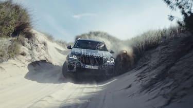 BMW X5 spies