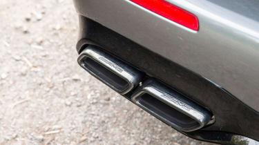 Mercedes-AMG E63 Estate - Exhaust