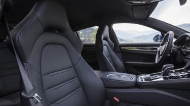 Porsche Panamera Turbo - Interior