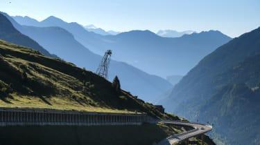 Aston Martin DB11 roadtrip - scenic