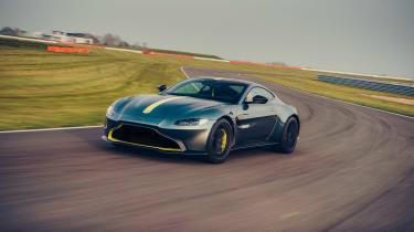 Aston Martin Vantage AMR revealed - nose
