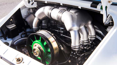 Paul Stephens Porsche 911 - engine