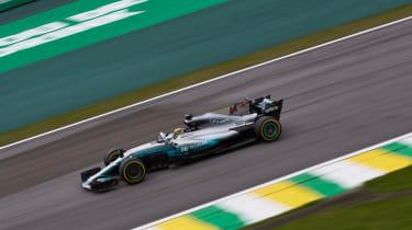 F1 Brazil - mercedes