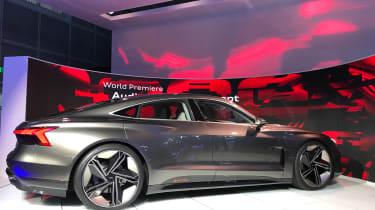 Audi e-tron GT concept rear