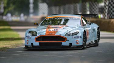 Aston DBR9