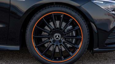 Mercedes CLA 2019 revealed - wheel