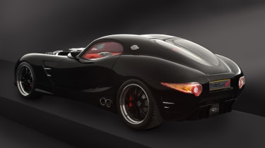 Trident Iceni Magna coupe black rear