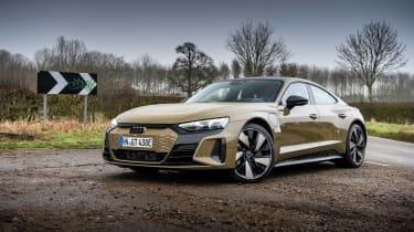 Audi RS e-tron GT evo - front static