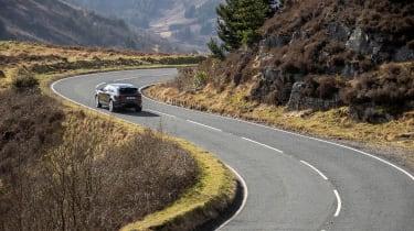 2021 Land Rover Range Rover Velar – rear twist