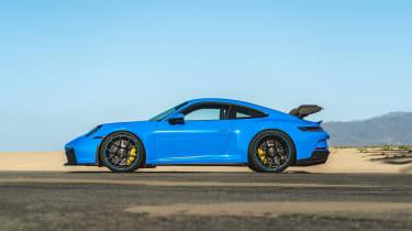 Porsche 911 GT3 NA side