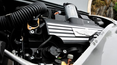 Morgan AeroMax engine