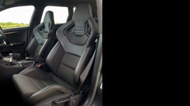 Audi RS4 Avant (B7) – seats