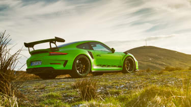 Porsche 911 GT3 RS 991.2 - static