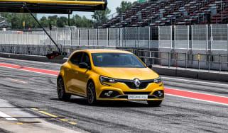 Renault Sport Megane RS 300 Trophy - front
