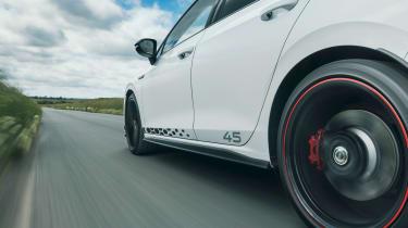 Volkswagen Golf GTI Clubsport 45 – bolt on