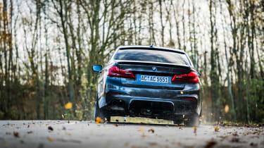 AC Schnitzer BMW M550i xDrive – rear