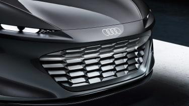 Audi Grand Sphere Concept – grille