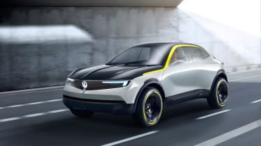 Vauxhall GT X Experiment Concept - driving