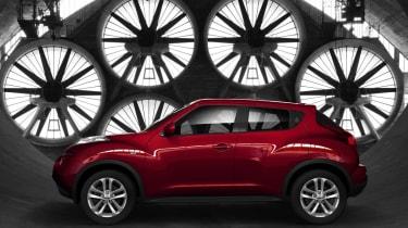 Nissan Juke profile