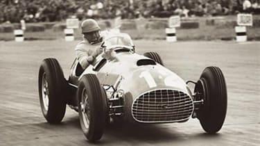 British F1's greatest moments - Ferrari's first win