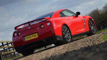 Best performance cars: Nissan GT-R