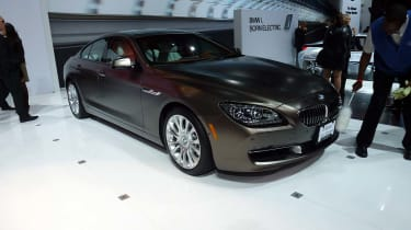 BMW 6-Series Grand Coupe
